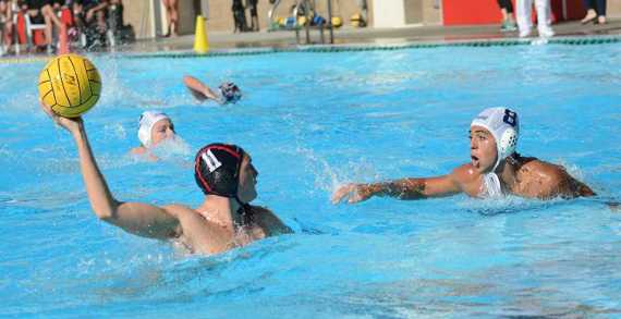 Boys' water polo finds success in tournaments