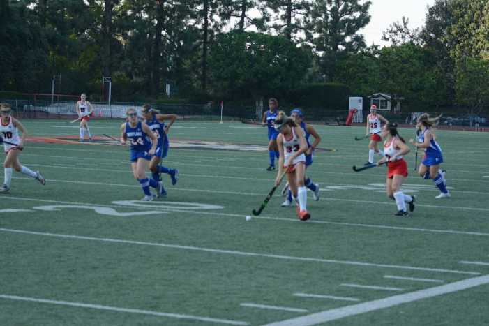Field Hockey defeats Westlake to win league