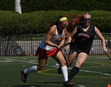 Field Hockey remains undefeated for two consecutive seasons
