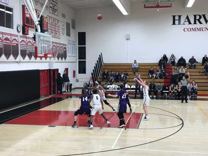 Girls' basketball defeats Marlborough