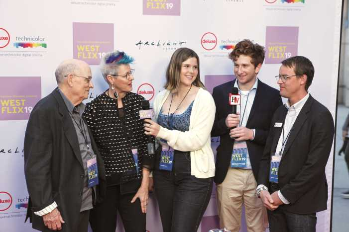 Westflix hosts professional filmmakers, speakers