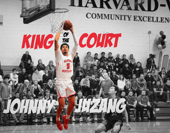 King of the Court: Johnny Juzang