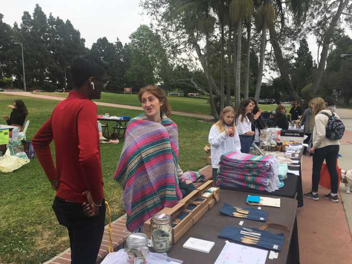 Environmental activist group combats climate change at first-ever Sustainability Fair