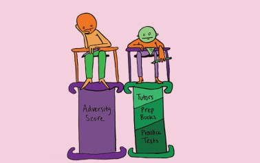 Unfair Advantage: The SAT's New Adversity Score