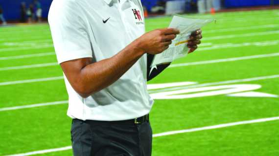 Former football head coach leaves school after 6-5 season, playoff loss