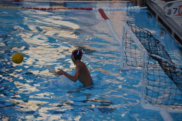Boys' water polo dominates Crespi in league match