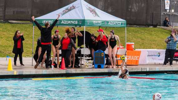 Girls' Water Polo wins first CIF-SS Division II Title
