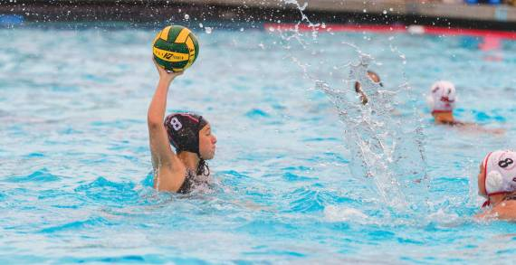 Girls water polo makes history with CIF win