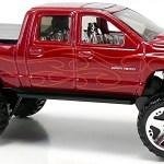 Dodge Ram 1500 Lifted 79mm 2007 Hot Wheels Newsletter