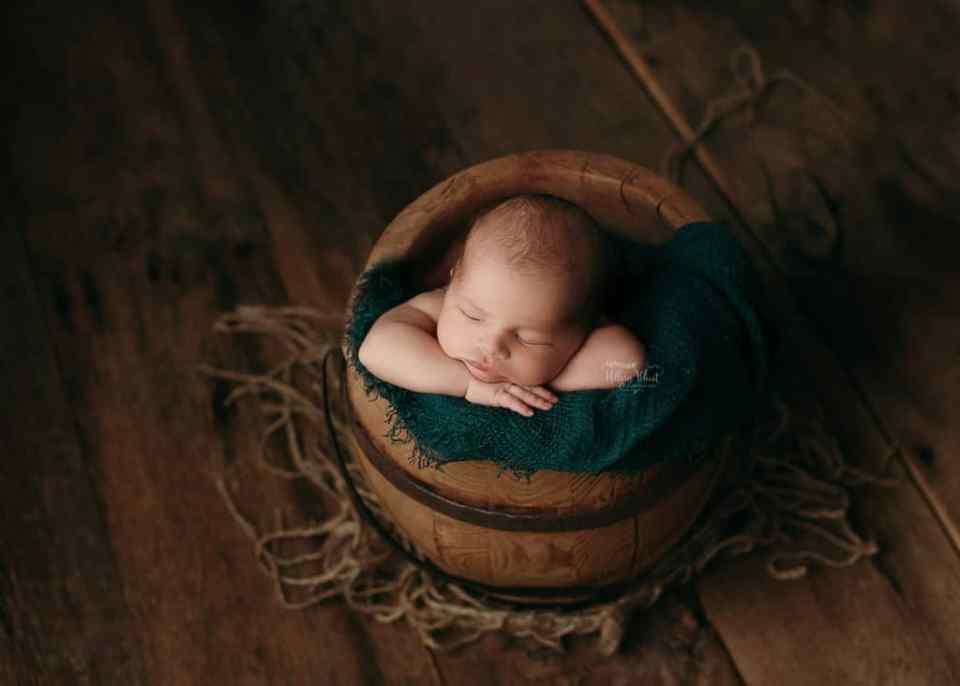 Denver Newborn Photography baby boy E