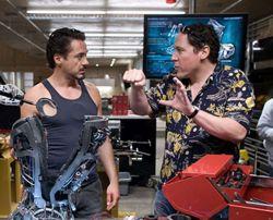 Jon Favreau Iron Man