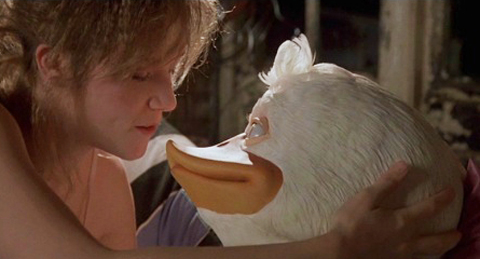 """Howard the Duck"""
