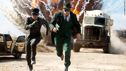 THE GREEN HORNET (Columbia Pictures)
