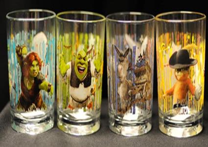 Shrek Glasses (McDonald's)