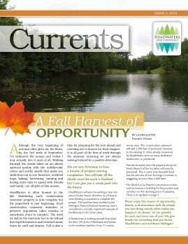 Click the link to view the full newsletter https://hwlc.files.wordpress.com/2015/01/headwaterslandconservancynewsletterissue3-2015.pdf