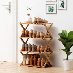 Shoe Organizer Showcase