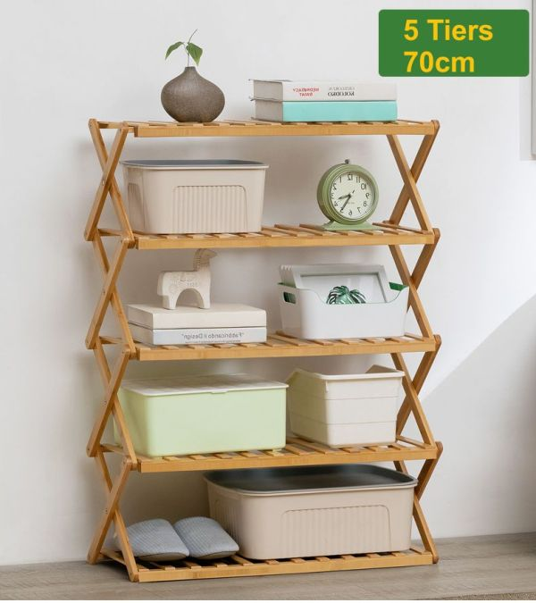 Storage Organizer Rack