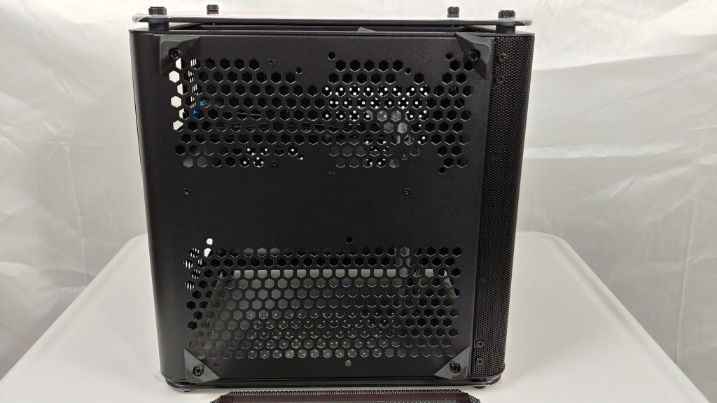 bottom of case with filter off