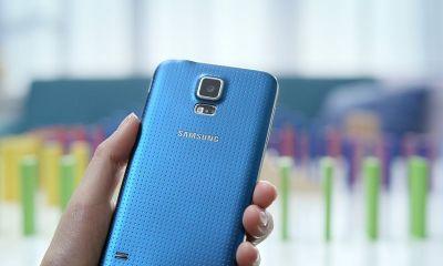 Galaxy S5'in bu başarıdaki katkısı çok büyük