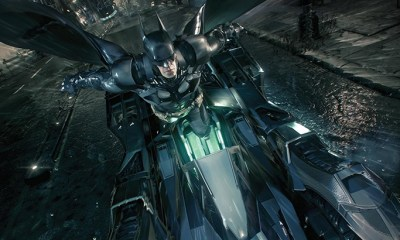 Batman Arkham Knight - Batmobile