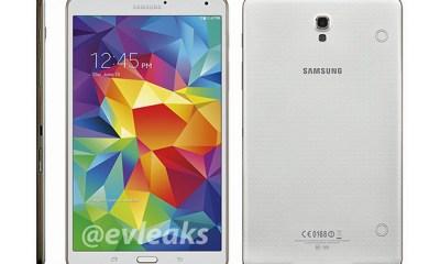 Samsung Galaxy Tab S 10.5 ve 8.4