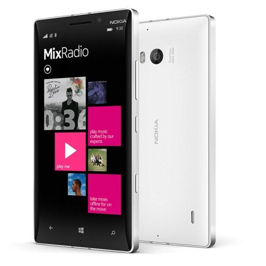 Hiçbir ek maliyet olmadan sınırsız, reklamsız müzik akışı içeren Nokia MixRadio