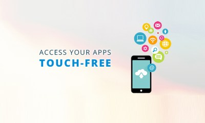 Sesame Touch-Free Smartphone