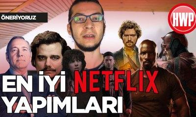 Netflix Yapımları