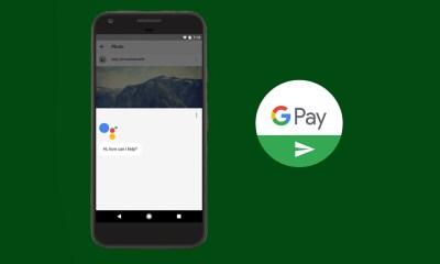 Google Asistan Google Pay