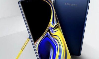 Galaxy Note 9 batarya