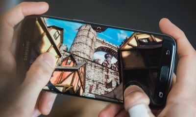 Samsung oyuncu telefonu