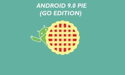 Android Go Pie tanıtıldı.