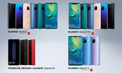 Huawei Mate 20 Serisi