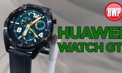 Huawei Watch GT ilk bakış | 2 hafta kullanılabilen saat!