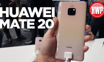 Huawei Mate 20 ön inceleme   Neler sunuyor?