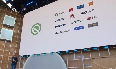 Google Android Q beta