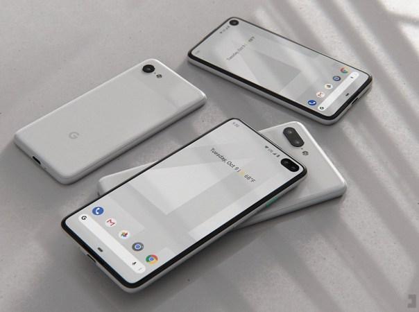 Google Pixel 4 sızdırıldı