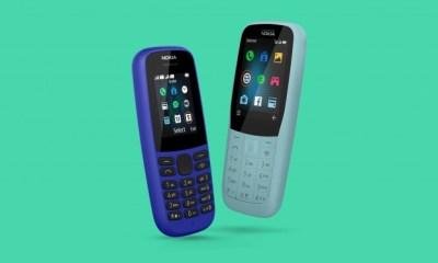 Nokia 220 4G ve Nokia 105