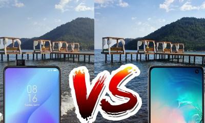 Xiaomi Mi 9T vs Galaxy S10e kamera