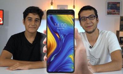 Xiaomi Mi Mix 3 - Sizin Yorumunuz (Ali Özkasım)