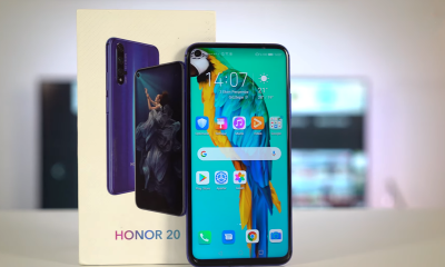 Honor 20 incelemesi | Honor'un en iyisi!