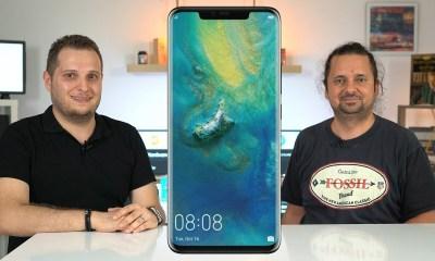 Huawei Mate 20 Pro - Sizin Yorumunuz (Tolga Kurt)