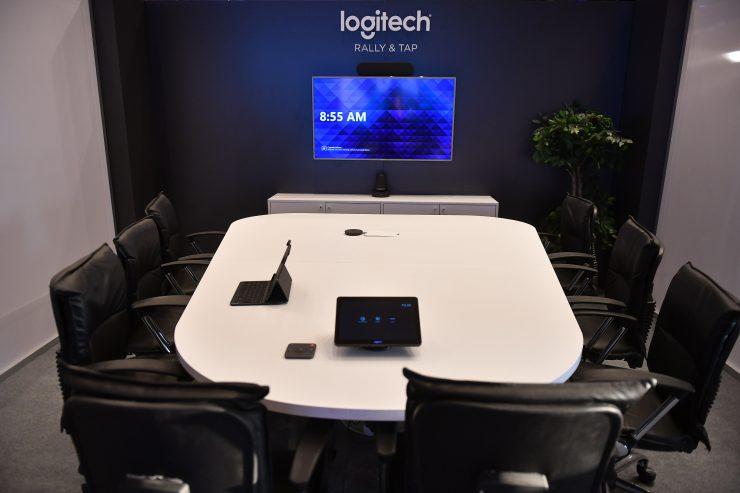 Logitech VC Etkinligi