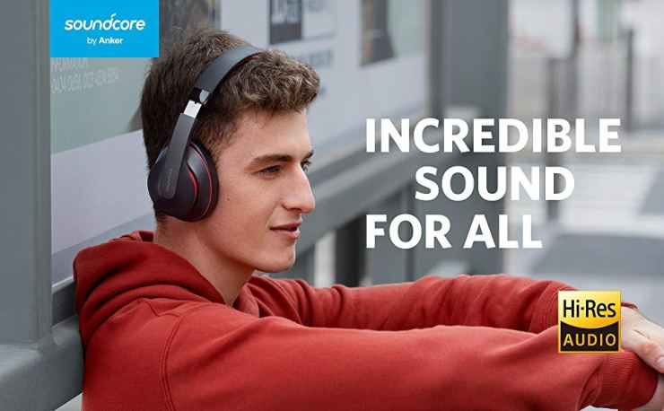 Soundcore Life Q10 Hi-Res Audio