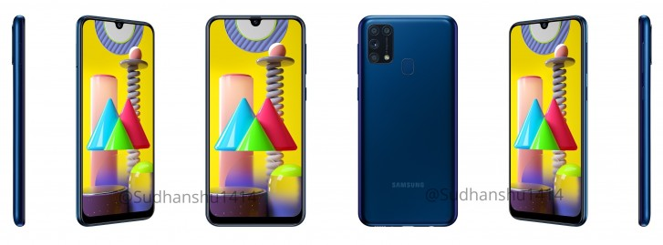 Samsung galaxy m31 3