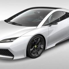 2010 Lotus Esprit konsepti