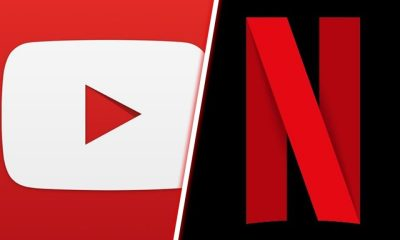 Netflix ve YouTube