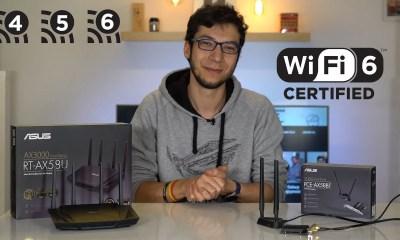 Wi-Fi 6 (802.11ax) nedir? | Asus RTAX58U ve PCE-AX58BT ile göz atıyoruz