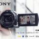 Sony FDR-AX43 4K Handycam