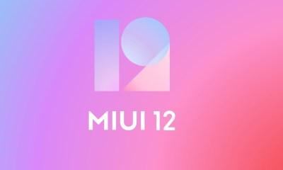MIUI 12 duvar kagıdı